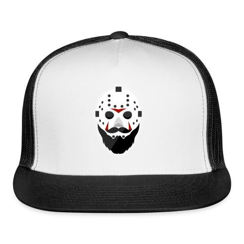 Bearded Horror Shirt Alt - Trucker Cap
