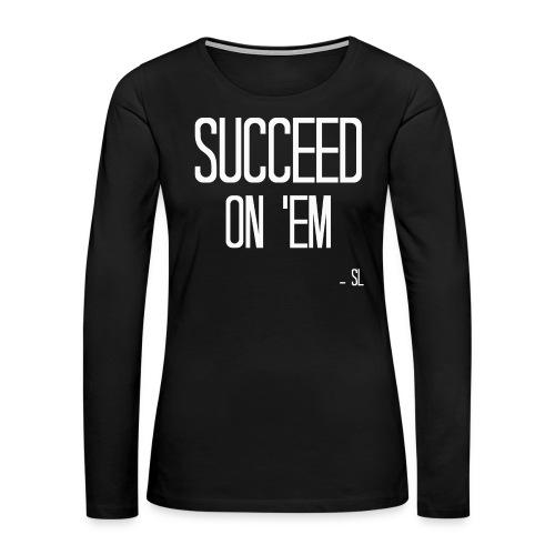 Women's Succeed On 'Em