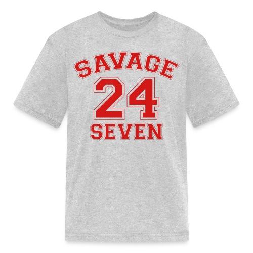 Savage 24 Seven 24/7 - Kids' T-Shirt