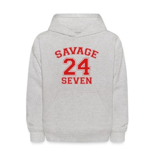 Savage 24 Seven 24/7 - Kids' Hoodie