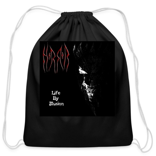 Life By Illusion - Cotton Drawstring Bag