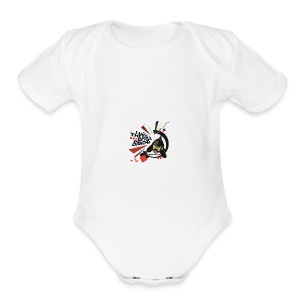 I move to the groove of the People's Director - coffee mug - Short Sleeve Baby Bodysuit