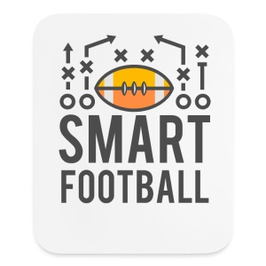 Smart Football Classic T-Shirt - Mouse pad Vertical