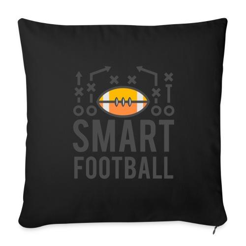 Smart Football Classic T-Shirt - Throw Pillow Cover
