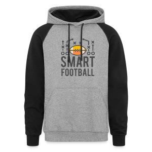 Smart Football Classic T-Shirt - Colorblock Hoodie
