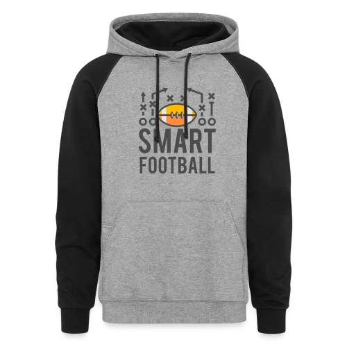 Smart Football Classic T-Shirt - Colorblock Hoodie