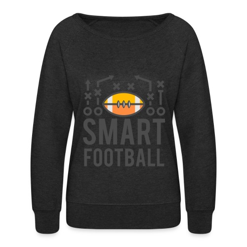 Smart Football Classic T-Shirt - Women's Crewneck Sweatshirt