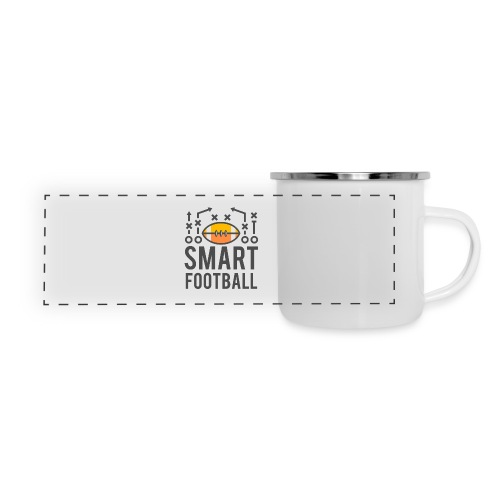 Smart Football Classic T-Shirt - Panoramic Camper Mug