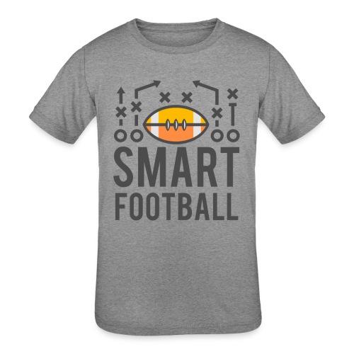 Smart Football Classic T-Shirt - Kids' Tri-Blend T-Shirt