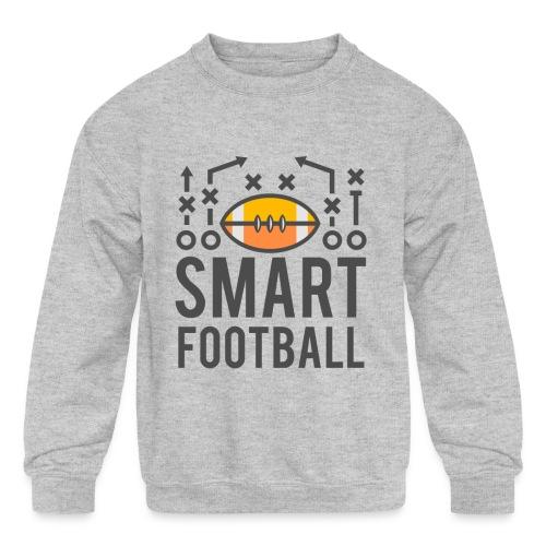Smart Football Classic T-Shirt - Kids' Crewneck Sweatshirt