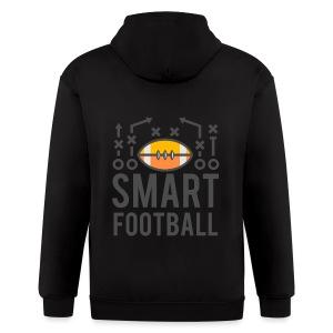 Smart Football Classic T-Shirt - Men's Zip Hoodie