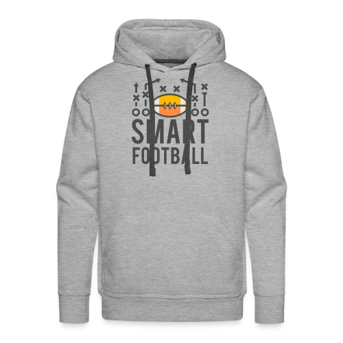 Smart Football Classic T-Shirt - Men's Premium Hoodie