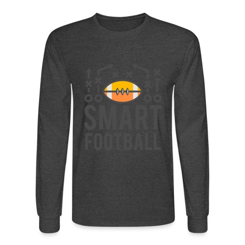 Smart Football Classic T-Shirt - Men's Long Sleeve T-Shirt