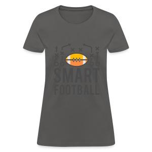 Smart Football Classic T-Shirt - Women's T-Shirt