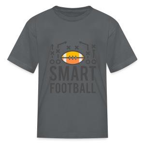 Smart Football Classic T-Shirt - Kids' T-Shirt