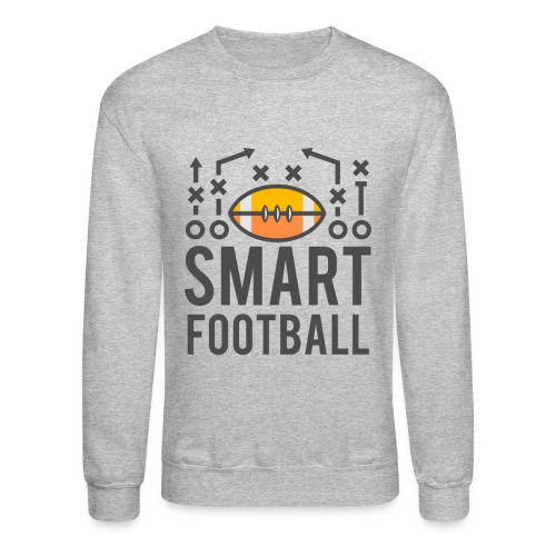 Smart Football Classic T-Shirt - Crewneck Sweatshirt