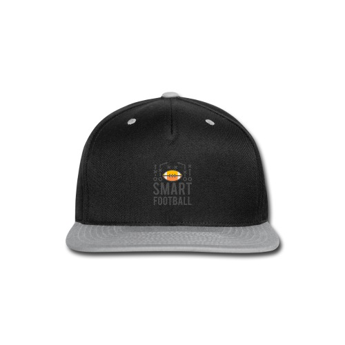 Smart Football Classic T-Shirt - Snap-back Baseball Cap