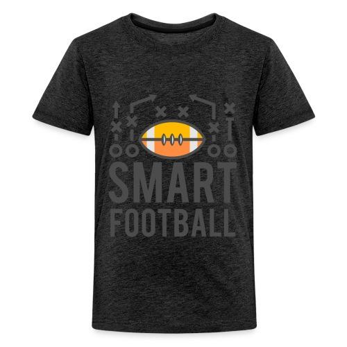 Smart Football Classic T-Shirt - Kids' Premium T-Shirt