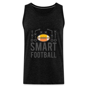 Smart Football Classic T-Shirt - Men's Premium Tank