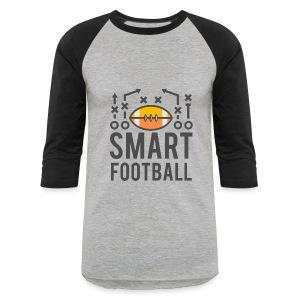 Smart Football Classic T-Shirt - Baseball T-Shirt