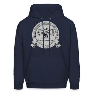 Chris Argent's School for Hunters - Crew-neck - Men's Hoodie