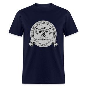 Chris Argent's School for Hunters - Crew-neck - Men's T-Shirt