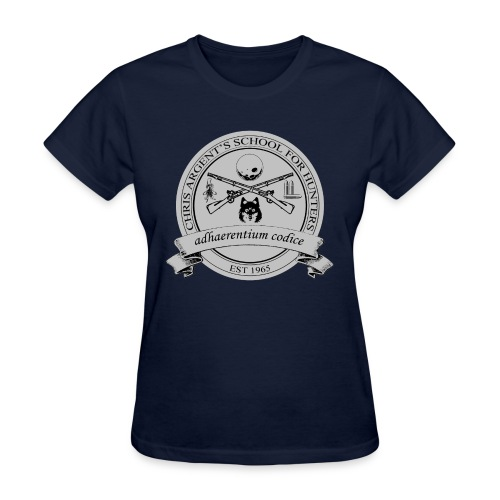 Chris Argent's School for Hunters - Crew-neck - Women's T-Shirt
