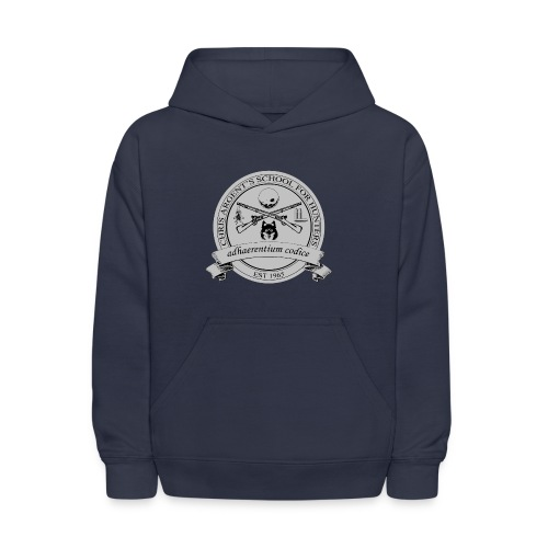 Chris Argent's School for Hunters - Crew-neck - Kids' Hoodie