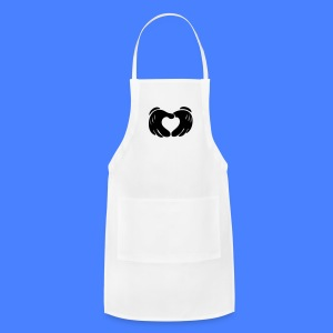 Heart Hands iPhone Cases - stayflyclothing.com - Adjustable Apron