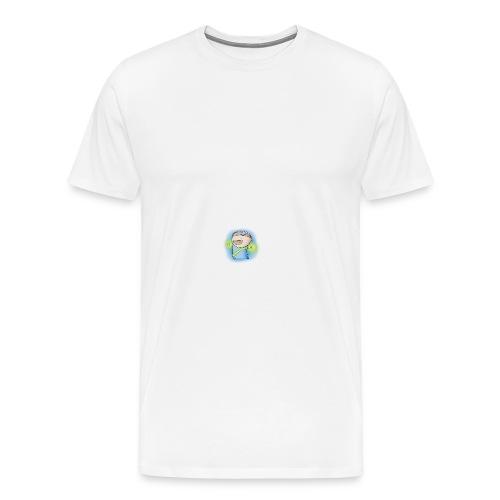 Charles the Raver Coffee Mug! 2013 SALE! - Men's Premium T-Shirt