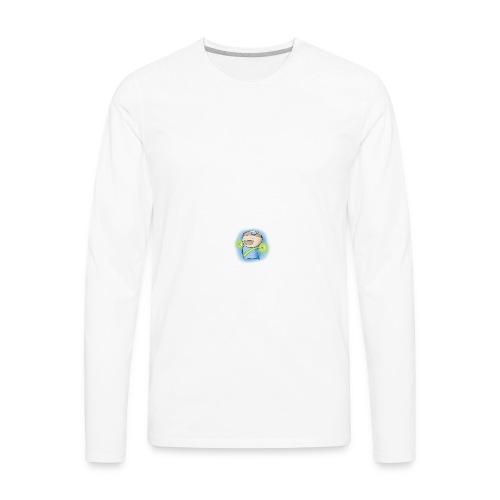 Charles the Raver Coffee Mug! 2013 SALE! - Men's Premium Long Sleeve T-Shirt
