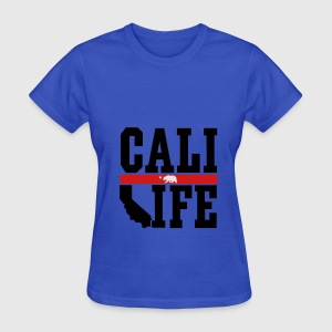 Cali Life - Women's T-Shirt