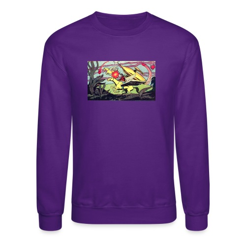 Space Western - Crewneck Sweatshirt