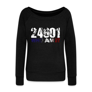 24601 v1 - Women's Wideneck Sweatshirt