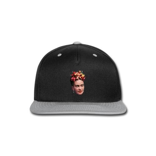 Low Poly Frida T-shirt 2 - Snap-back Baseball Cap