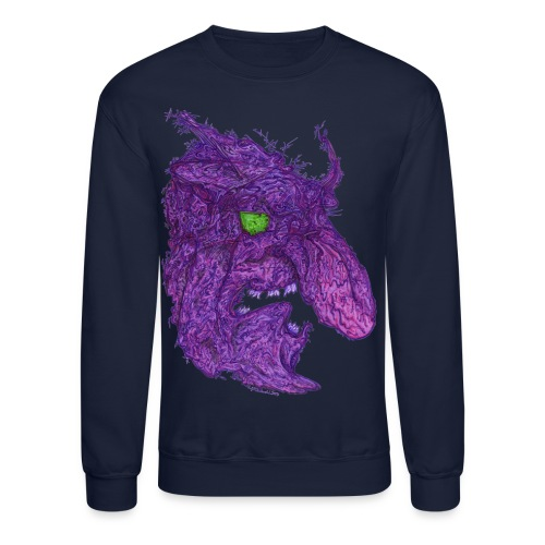 Cyber Troll - Crewneck Sweatshirt
