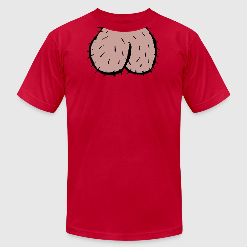 neck nuts ★ Spiritspread T-Shirts - Men's T-Shirt by American Apparel