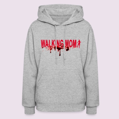 The Walking Mom - Women's Hoodie