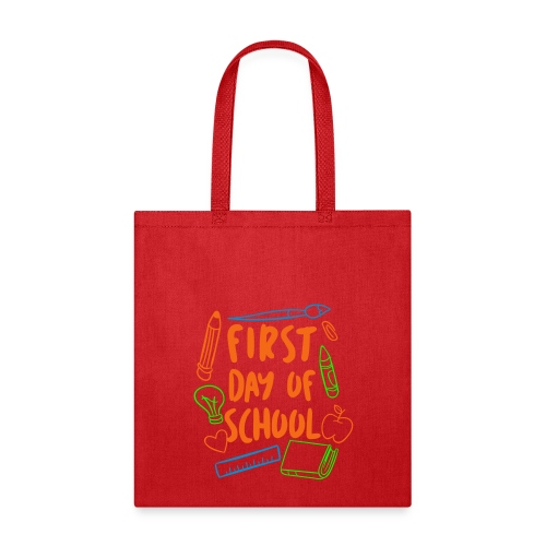 First day of school - Tote Bag