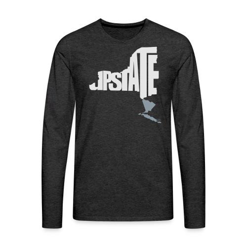 UpState T-shirt - Men's Premium Long Sleeve T-Shirt