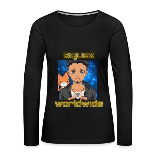Riguez WorldWide Women's - Women's Premium Long Sleeve T-Shirt