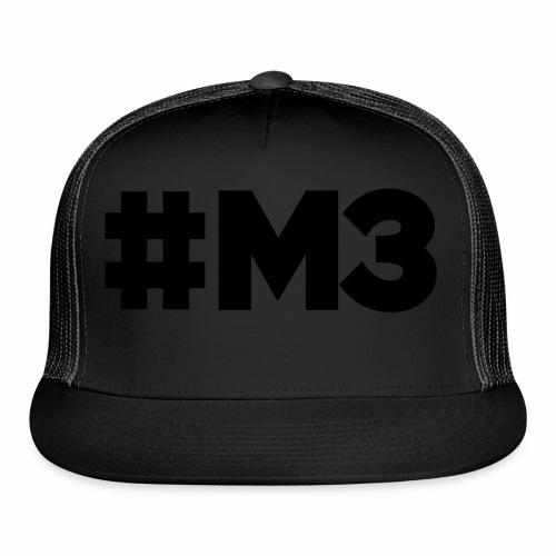 #M3 - Trucker Cap