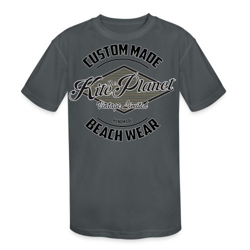 Kite The Planet Custom - Kid's Moisture Wicking Performance T-Shirt