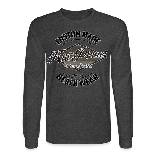 Kite The Planet Custom - Men's Long Sleeve T-Shirt