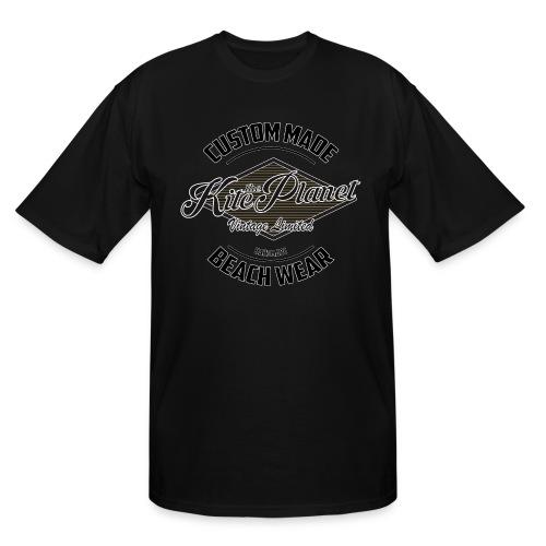 Kite The Planet Custom - Men's Tall T-Shirt