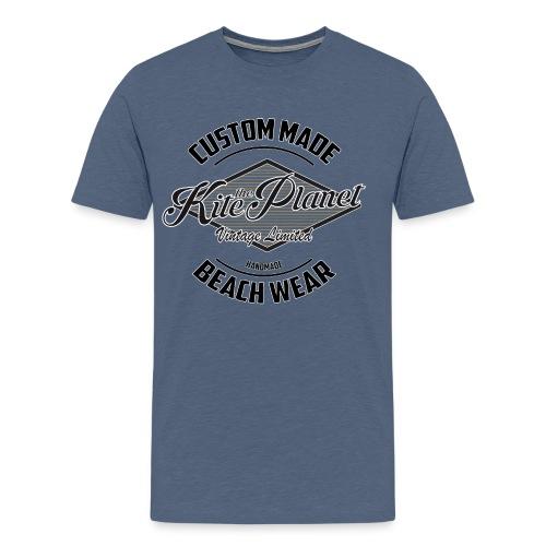 Kite The Planet Custom - Men's Premium T-Shirt