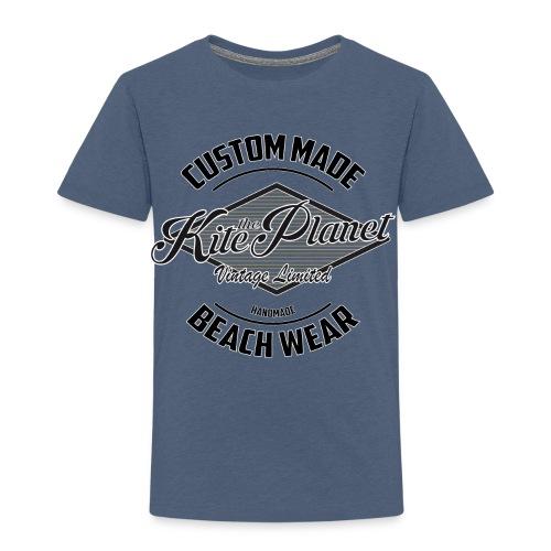 Kite The Planet Custom - Toddler Premium T-Shirt