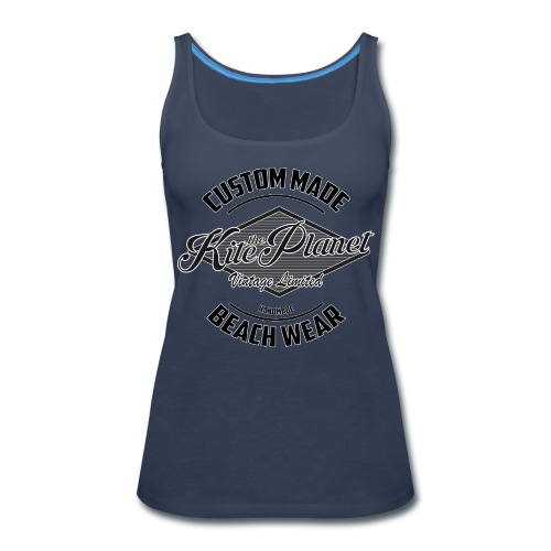 Kite The Planet Custom - Women's Premium Tank Top