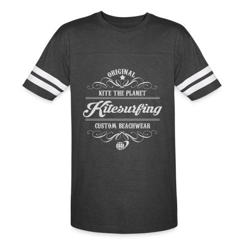 Kite The Planet Kitesurfing Custom - Vintage Sport T-Shirt