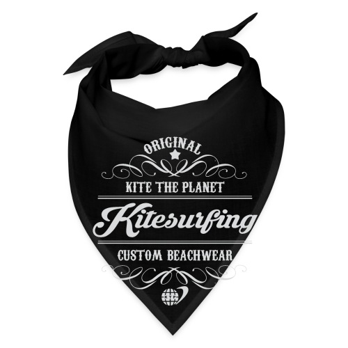 Kite The Planet Kitesurfing Custom - Bandana